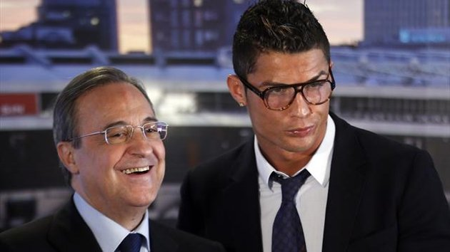 Perez: Ronaldudek futbolchi 100yilda bir marta dunyoga keladi